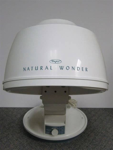 dazey hair dryer natural wonder dazey natural wonder salon style hard bonnet hair dryer