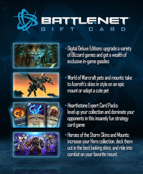 Battle Net Balance Gift Card - the battle net gift card