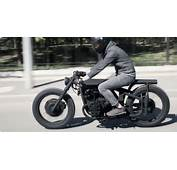 NERO MKII  Bandit9 Motorcycle Design