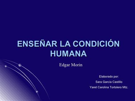 la condicion humana 8449318238 ense 241 ar la condici 243 n humana