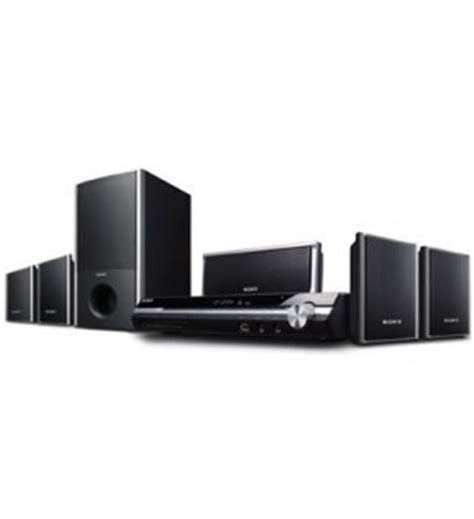 sony dav dz270 dvd home theatre system hdmi 110220volts