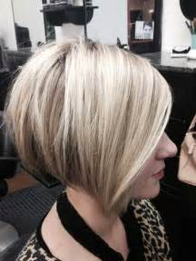 stacked cut hairstyle for 35 short stacked bob hairstyles short hairstyles 2016