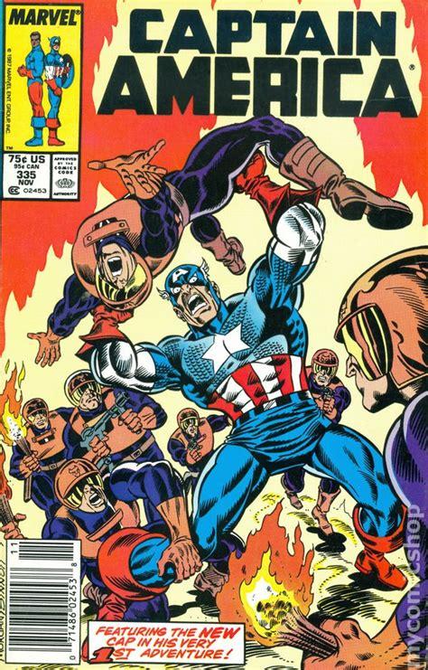 captain america by mark captain america 1968 1st series mark jewelers comic books