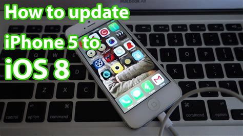 how to update and install ios 8 iphone ipad ipod touch how to update iphone 5 to ios 8 youtube