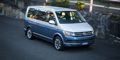 volkswagen bus 2016 price 2016 volkswagen multivan generation six review caradvice