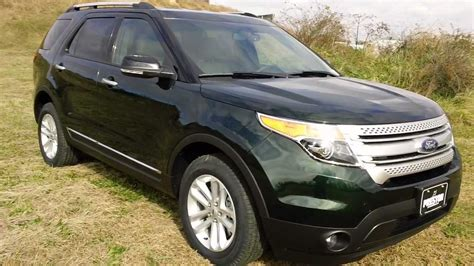 Ford Explorer Xlt 2013 by 2013 Ford Explorer Xlt 4wd Review By Maryland Ford Dealer