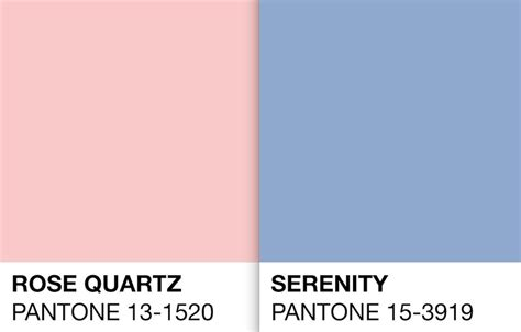 pantone color of the year 2016 tinte pastello