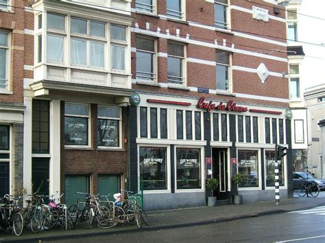 Kapper Haarlemmerplein by Geschiedenis Winkels Amsterdam Met Foto Of Advertentie