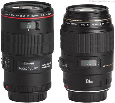 Canon Ef 100mm F 2 8l Macro Is Usm should i get the canon ef 100mm f 2 8l macro is usm or the