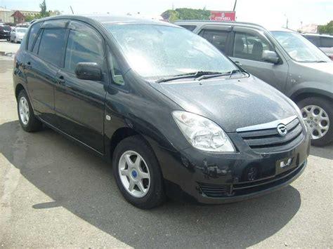 Toyota Corolla 2004 For Sale 2004 Toyota Corolla Spacio For Sale 1 5 Gasoline