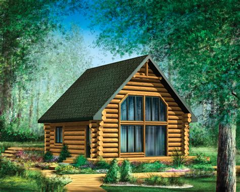 cabin style house plan 1 beds 1 baths 480 sq ft plan 25 cabin style house plan 2 beds 1 baths 743 sq ft plan 25