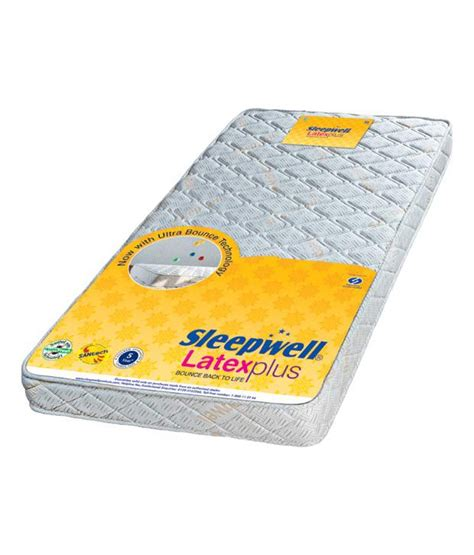 Sleepwell Mattress Price List Classifieds sleepwell plus mattress buy sleepwell plus