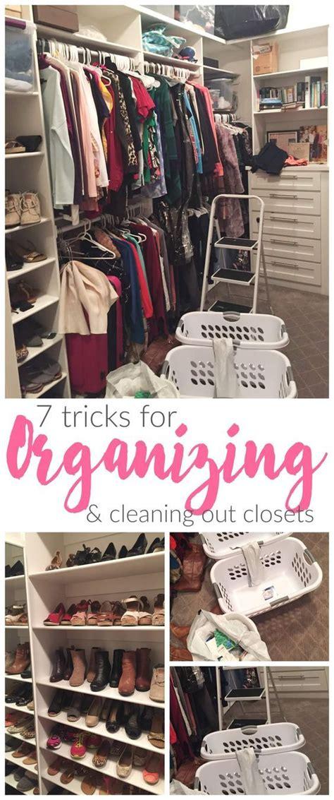 Closet Organizing Tips Tricks by Best Decor Hacks 7 Tricks For Organizing Your Closet