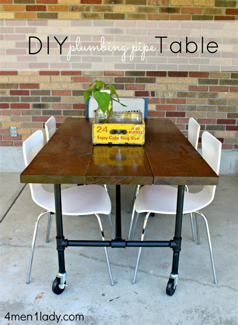 diy plumbing pipe table diy plumbing pipe table tutorial