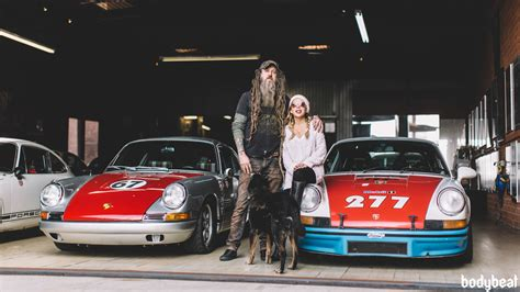 magnus walker magnus walker builder collector driver bodybeat