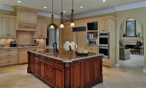 Kitchen Island With Cabinets Kitchen Islands Get Ideas For A Great Design