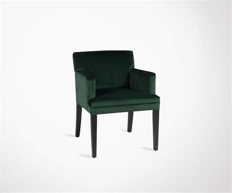 fauteuil velours design fauteuil design rigide velours pour salon ou salle 224 manger
