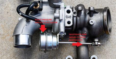 ford focus st wastegate adjusting and upgrading your wastegate actuator