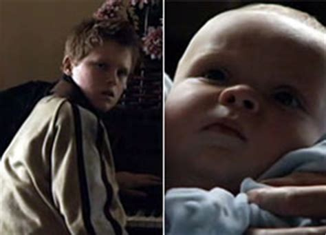 benjamin button end cop out benjamin button delivers baby but botches