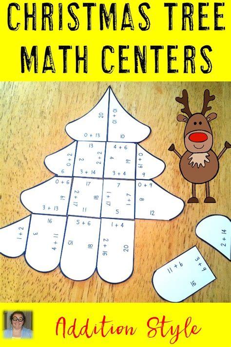 christmas math centers first grade 17 best images about hojo s teachers pay teachers resources freebies on homeschool