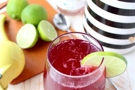 Happy Hour Pomegranate Cosmo by Drinks