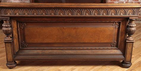american walnut bedroom set eastlake
