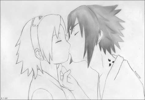 imagenes de sasuke y sakura para dibujar a lapiz im 225 genes de sasuke y sakura para dibujar imagui