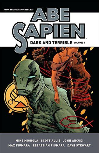 abe sapien and terrible volume 1 import it all