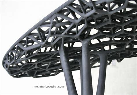 Design Bathroom wire tree bench nyc interior design