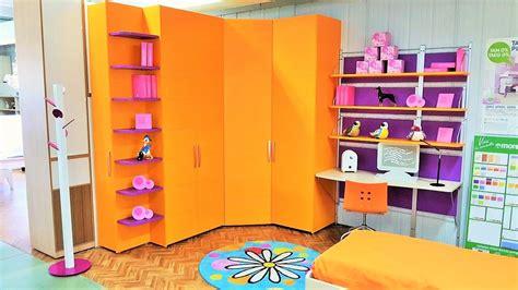 camerette per bambini con cabina armadio cameretta compact con cabina armadio scontata