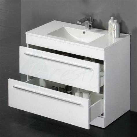 Built In Vanity Units by Buy Prestige Floor Mounted Vanity Unit Built In