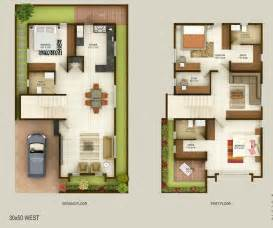 home design 2bhk floor plan for 2bhk house in indian