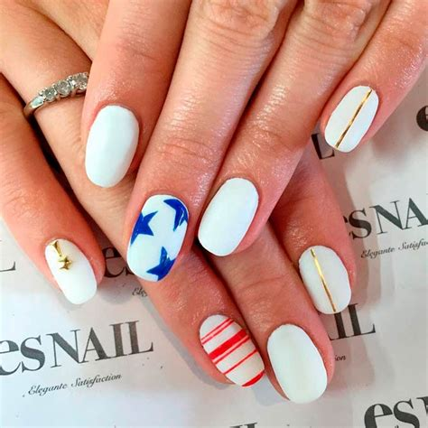 Nail Designs For Fourth Of July
