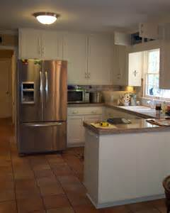 delightful Kitchen Remodels On A Budget #1: Kitchen-Cabinets-Before.jpg
