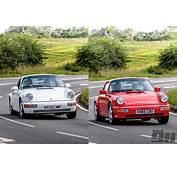 Porsche 964 Head To Carrera 2 Vs 4  Total 911