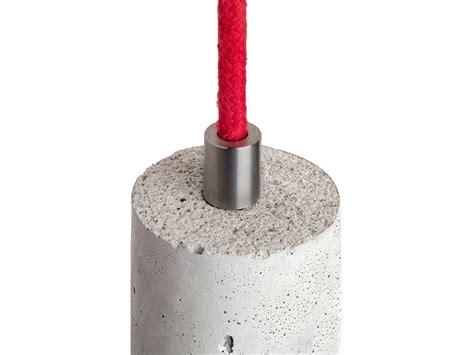 Pendelle Esszimmer by Kalla Beton Pendelleuchte Kabel Rot Mit Osram Led