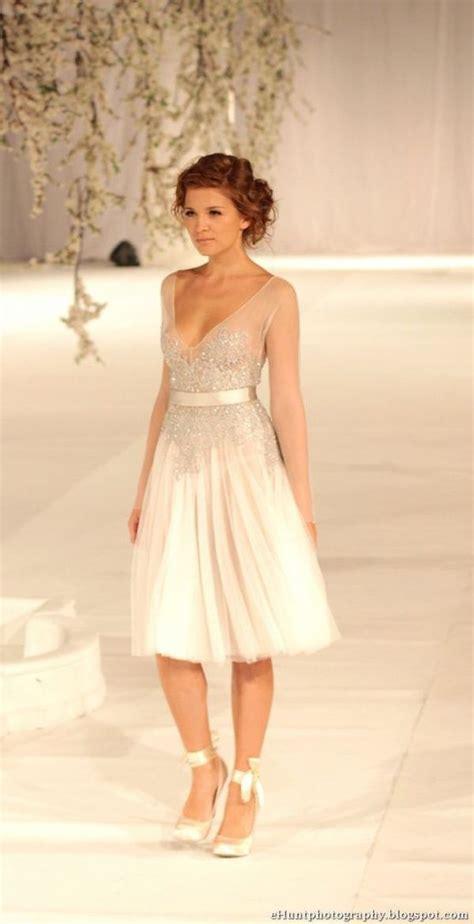 simple white dress  courthouse wedding