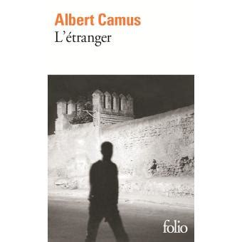 Resume L Etranger by L 233 Tranger Poche Albert Camus Achat Livre Ou Ebook