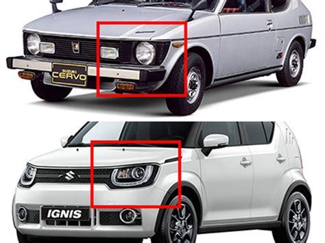 Klakson Hella Mobil Suzuki Ignis metamorfosis eksterior suzuki ignis mobil baru mobil123