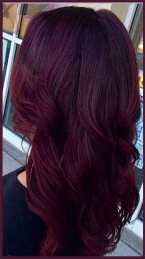Different Types Of Burgundy Hair Color by Le Catalogue D Id 233 Es