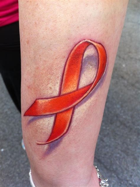 leukemia ribbon tattoo leukemia ribbon ideas