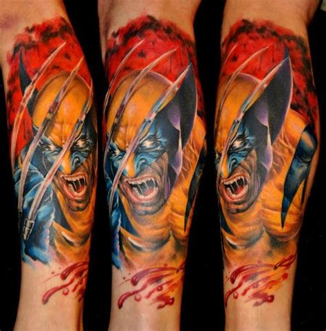 wolverine tattoos 1000 images about wolverine on ideas