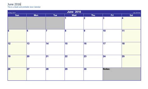 Microsoft Word Monthly Calendar Template 2017
