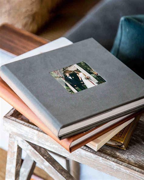 The Best Wedding Albums for Every Budget   Martha Stewart