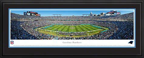 bank of america stadium carolina panthers carolina panthers bank of america stadium deluxe framed