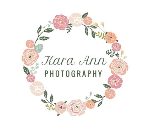 flower design lytham blog photography logo photo branding photography brand