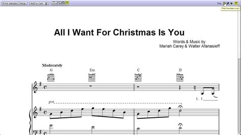 tutorial piano all i want for christmas is you quot all i want for christmas is you quot by mariah carey piano