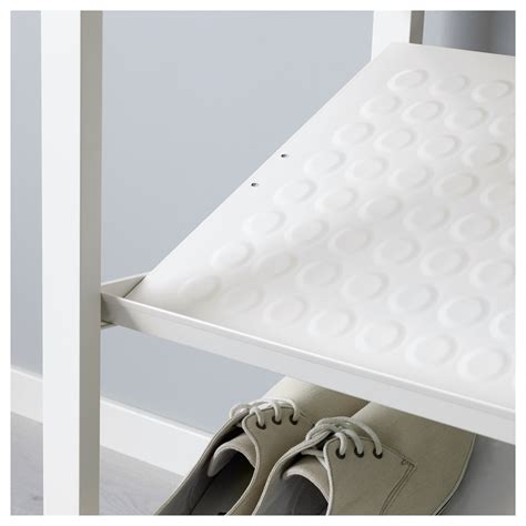 ikea sneaker shelves elvarli shoe shelf white 80x36 cm ikea