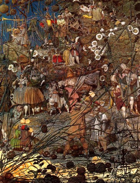 by the fairy fellers masterstroke richard dadd artyfakts the fairy painter s master stroke beautiful