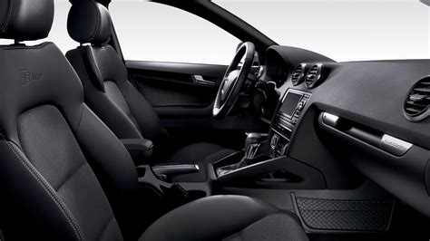 Audi A7 S Line Interior by 2010 Audi A3 Black S Line Interior Eurocar News